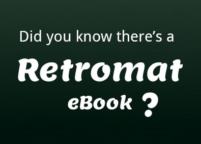 Did you know there are Retromat eBooks?
